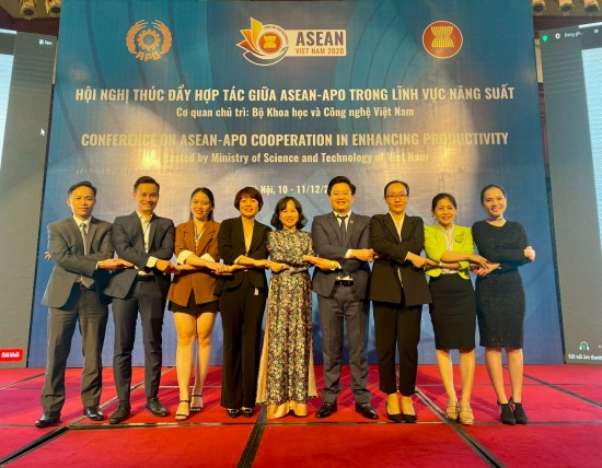CONFERENCE ON ASEAN-APO COOPERATION IN  ENHANCING PRODUCTIVITY