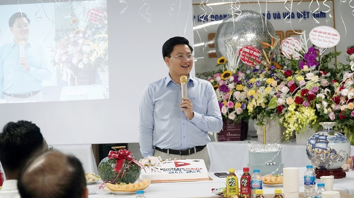 Happy Birthday to Chairman Nguyen Kim Hung - The Captain of Kim Nam Group